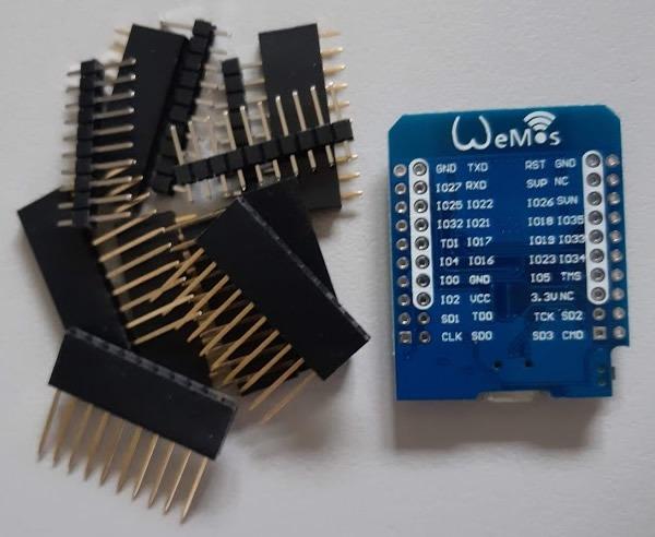 Wemos D1 Mini – Inspect My Gadgets
